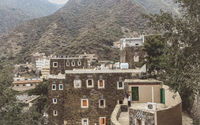 Perníková dedinka Rijal Almaa